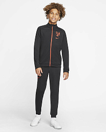 Детский костюм Nike Dri-FIT Neymar Older Football Tracksuit - Black