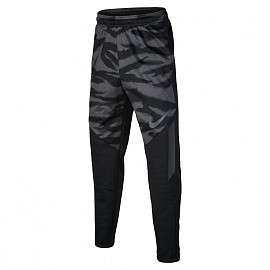 Детские брюки Nike Therma Shield Strike Older Football Pants - Black