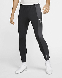 Брюки Nike F.C. Football Pants - Black/Anthracite/White