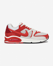 Кроссовки Nike Air Max Command - White/Red