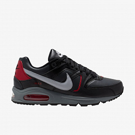 Кроссовки Nike Air Max Command - Black/Wolf grey