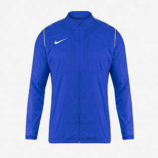 Детская ветровка Nike Park 20 Rain Jacket - ROYAL BLUE/WHITE/WHITE