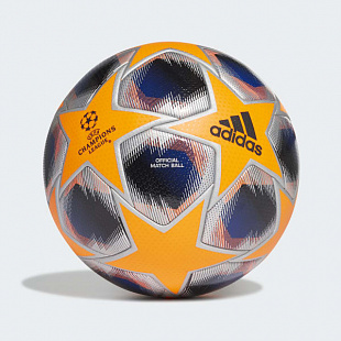 adidas Футбольный мяч UCL Finale 20 Pro Winter - Orange