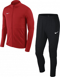 Детский костюм Nike Dry Park 18 Tracksuit - Red/Black