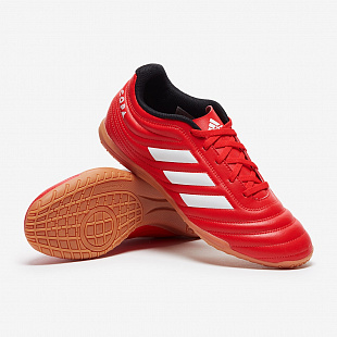 Обувь для зала Adidas Copa 20.4 Indoor Shoes - Red