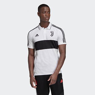Поло Adidas Juve - White/Black