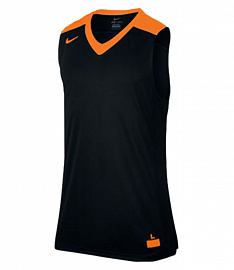 Майка Nike Elite Franchise Jersey - Black/Orange