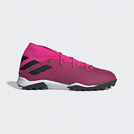 Шиповки Adidas Nemeziz 19.3 TF - Shock Pink/Core Black