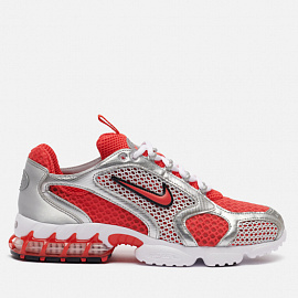 Кроссовки Nike Air Zoom Spiridon Cage 2 - Red/Silver
