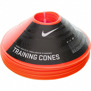 Набор конусов Nike 10 Pack Training Cones - Orange