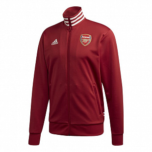 Олимпийка Adidas Arsenal Track Top 3S - Active Maroon/White