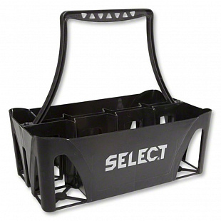 Контейнер для бутылок Select Water Bottle Carrier - Black