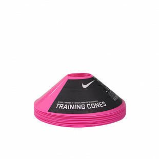 Набор конусов Nike 10 Pack Training Cones - Pink
