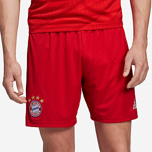 Шорты adidas FC Bayern Munich 2019/20 Home Shorts - FCB True Red