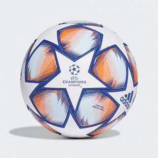 adidas UCL Finale 20 Pro Ball - White/orange