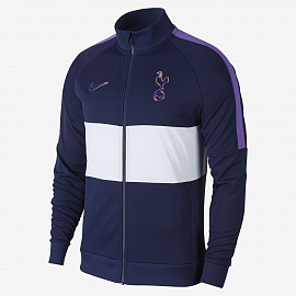 Олимпийка Nike Tottenham Hotspur Men's Jacket - Binary Blue/White/Action