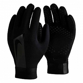 Детские перчатки Nike Academy HyperWarm Gloves - Black