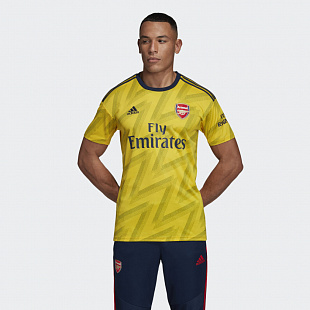 Футболка adidas Arsenal Away Jersey - Yellow