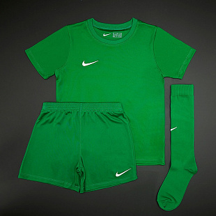 Детский комплект Nike Infant Park Kit Set - Pine Green