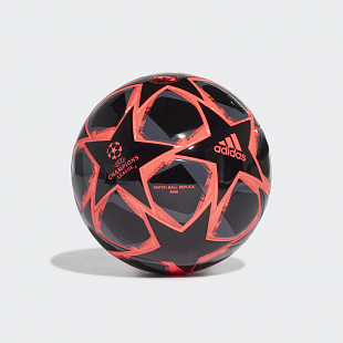 Мини мяч Real Madrid Mini Ball - Black/Rose