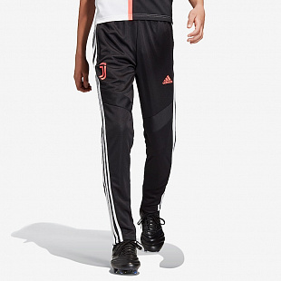Брюки тренировочные adidas Juventus 2019/20 Youths Training Pants - Black/White