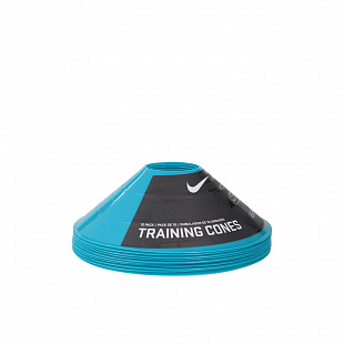 Набор конусов Nike 10 Pack Training Cones - Blue Lagoon