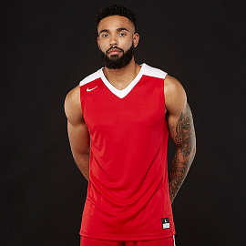 Майка Nike Elite Franchise Jersey - Red/White