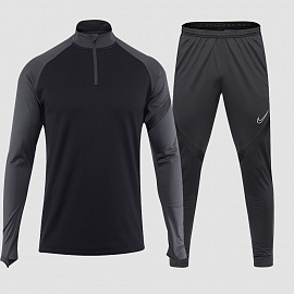 Тренировочный костюм Nike Dry Academy 20 Drill - ANTHRACITE/BLACK/WHITE