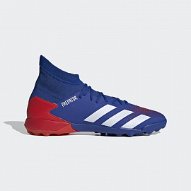 Шиповки Adidas Predator 20.3 Turf Shoes - Blue