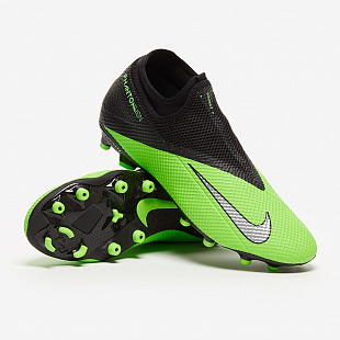 Бутсы Nike Phantom Vision 2 Academy Dynamic Fit MG - Green Strike/Platinum/Black