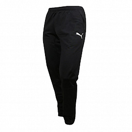 Брюки тренировочные Puma Liga Training Pants - Black/Puma White