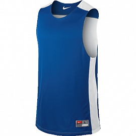 Майка Nike Elite Franchise Jersey - Blue/White