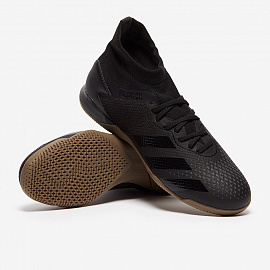 Обувь для зала Adidas Predator 20.3 Indoor Shoes - Black