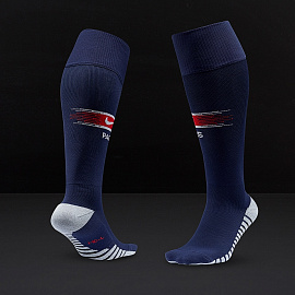 Гетры Nike Paris Saint-Germain 2018/19 Stadium Home/Away Socks - Midnight Navy/Challenge Red/White/White