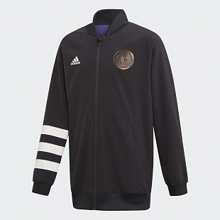 Детская куртка Adidas Paul Pogba Bomber Jacket - Black
