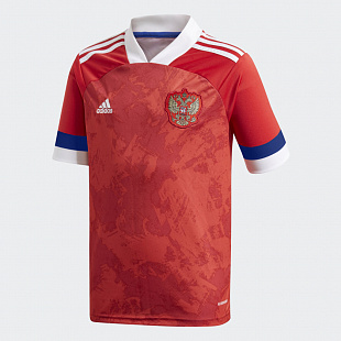 Детская футболка Adidas Russia Home Jersey - Red