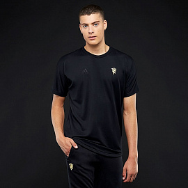 adidas Manchester United 2018/19 SP Tee - Black