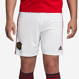 Шорты adidas Manchester United 2019/20 Home Shorts - White