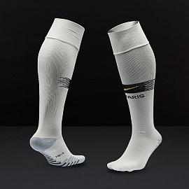 Nike Paris Saint-Germain 2018/19 Stadium Away Socks - Light Bone/Black/Truly Gold
