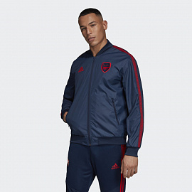 Олимпийка Adidas Arsenal Anthem Jacket - Conavy/Scarle