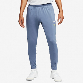 Брюки Nike FC Pant KPZ - Diffused Blue/Diffused Blue/White