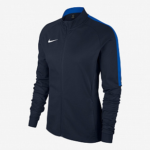 Олимпийка  Nike Womens Dry Academy 18 Track Jacket - Obsidian/Royal Blue/White