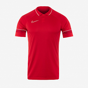 Поло Nike Academy 21 Polo - University Red /White