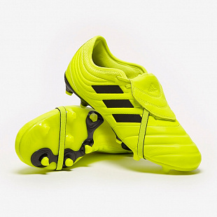 Бутсы Adidas Copa Gloro 19.2 FG - Solar Yellow/Core Black