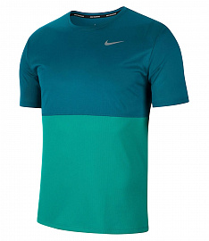 Футболка Nike Breathe Ss Tee - Green