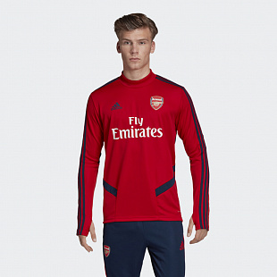 Свитер Adidas Arsenal Training Top - Scarle/Conavy