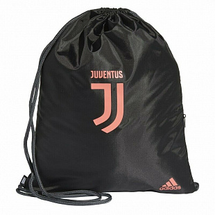 Сумка-мешок Adidas Juventus Gym 19/20 - Black