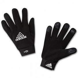 Перчатки  adidas players Gloves - ClimaWarmGloves - Black/White