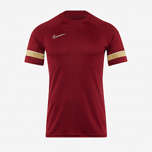 футболка Nike Academy 21 Training Top - Team Red /White