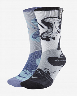 Носки Nike F.C. SNKR Sox Essential - White/Blue